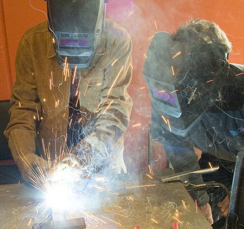 Level 1 - Introduction to Welding | Anvil Welding Instruction
