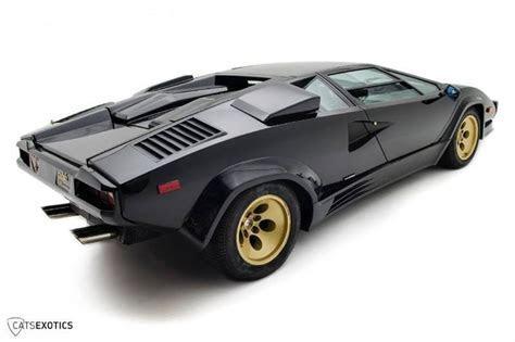 1987 Lamborghini Countach 5000 QV   world of iron    Pinterest