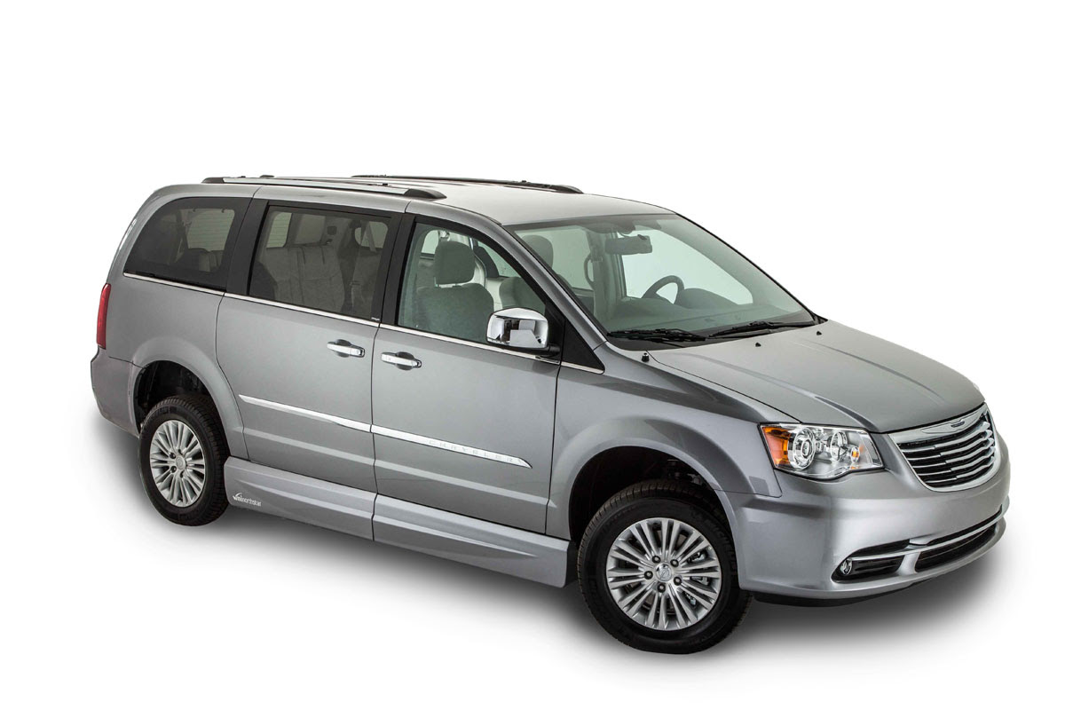 Chrysler Town Country Northstar Conversion Vans Vmi