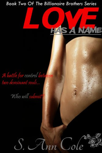 Love Has A Name (The Billionaire Brothers Series) by S. Ann Cole