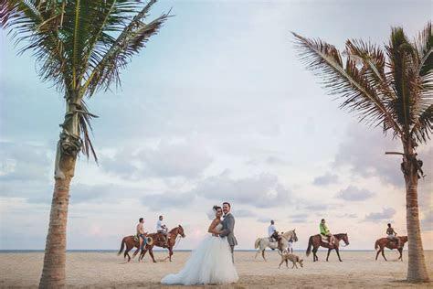 Destination Wedding at Barcelo Grand Faro Los Cabos