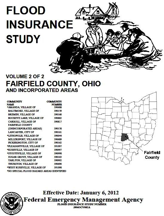 Floodplains - Fairfield County Regional Planning Commission