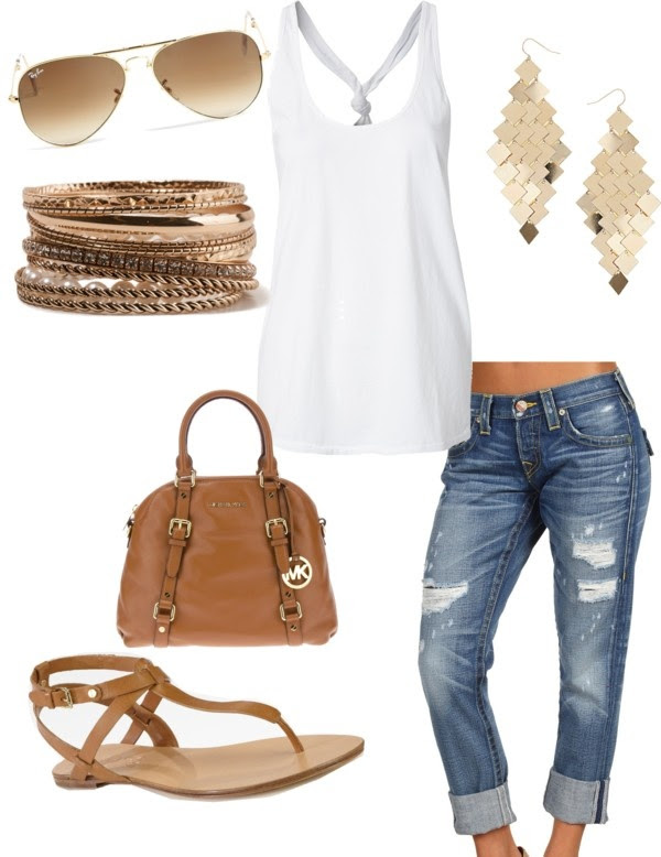 50 casual chic summer outfit ideas for 2019  styles weekly