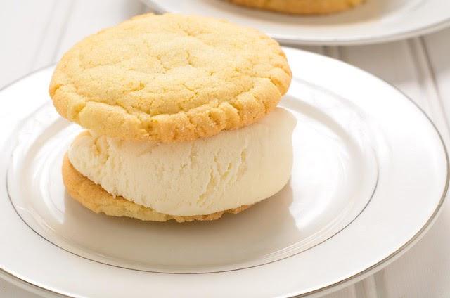 Triple Scoop Desserts: Zesty Lemon Sugar Cookie Ice Cream ...