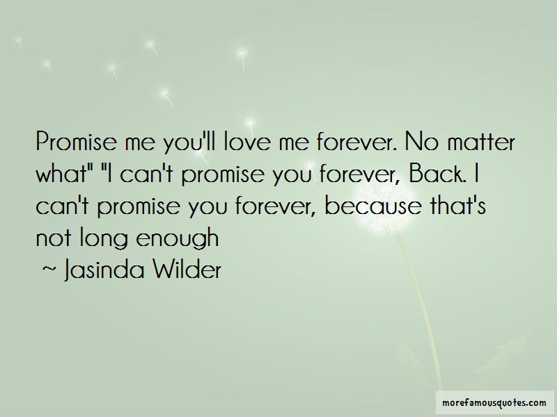 Love Me Forever Quotes Top 46 Quotes About Love Me Forever From