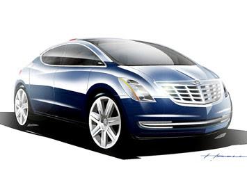 Chrysler Eco Voyager Concept