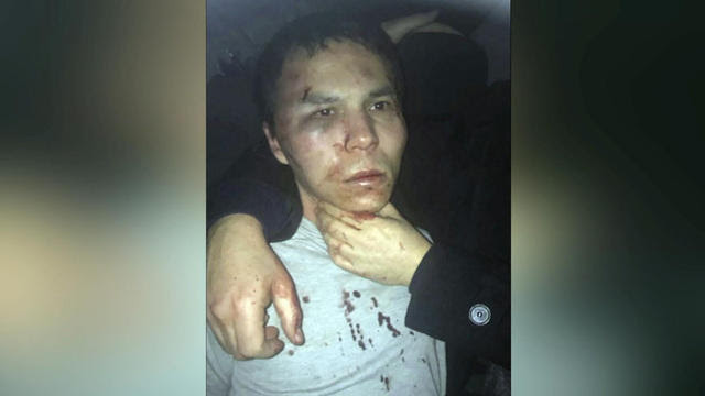 Image result for Turkish Nightclub Shooter Arrested