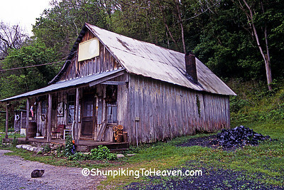 Penn's Store, Gravel Switch, Casey County, Kentucky