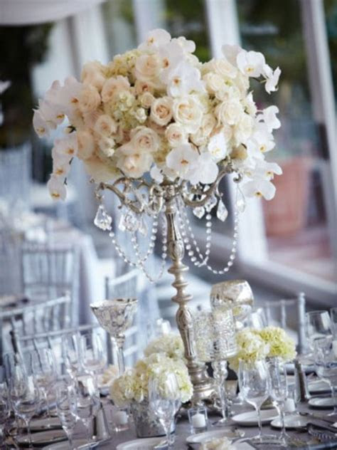 Victorian wedding themed inspired reception decorations