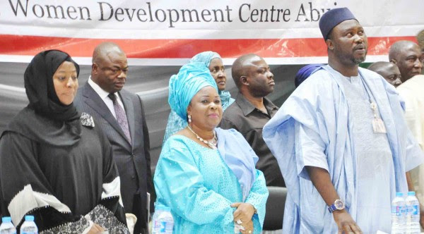 HOT : Court freezes Patience Jonathan's Accounts in 5 Banks overAlleged Money Laundering