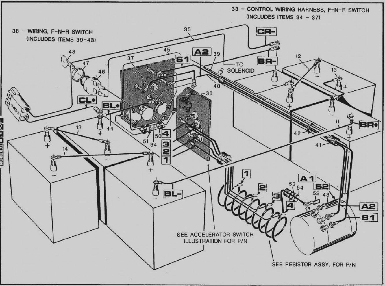 wiring diagram melex golfcart 512 - Wiring Diagram