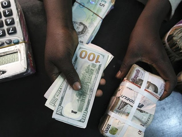 Naira Depreciates Against Dollar, Records 3-Year Low At Black Market (See Latest Exchange Rate)