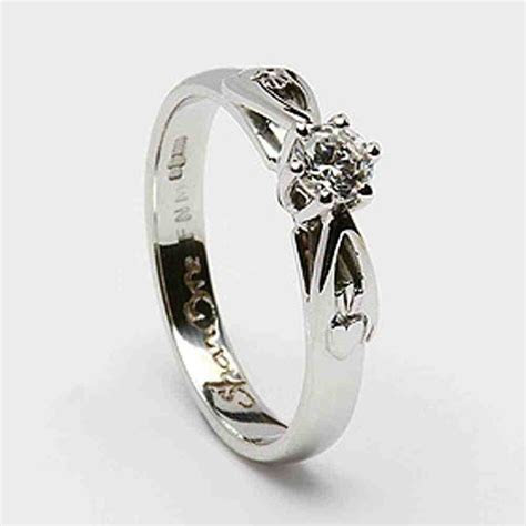 Unique Simple Engagement Rings   Wedding and Bridal
