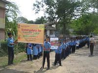 Earth Day Celebration by VKV (NEEPCO) Doyang