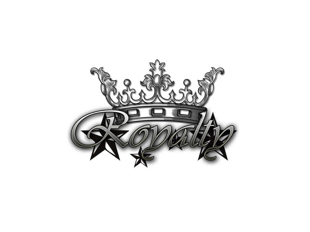 Royality Crown Tattoo Design Idea