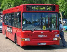 246... to... Chartwell