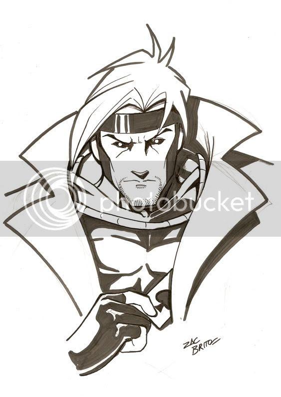 Sketch Gambit