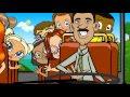 Koła Autobusu Kręcą się - BajuBaju.tv - dla Dzieci po Polsku