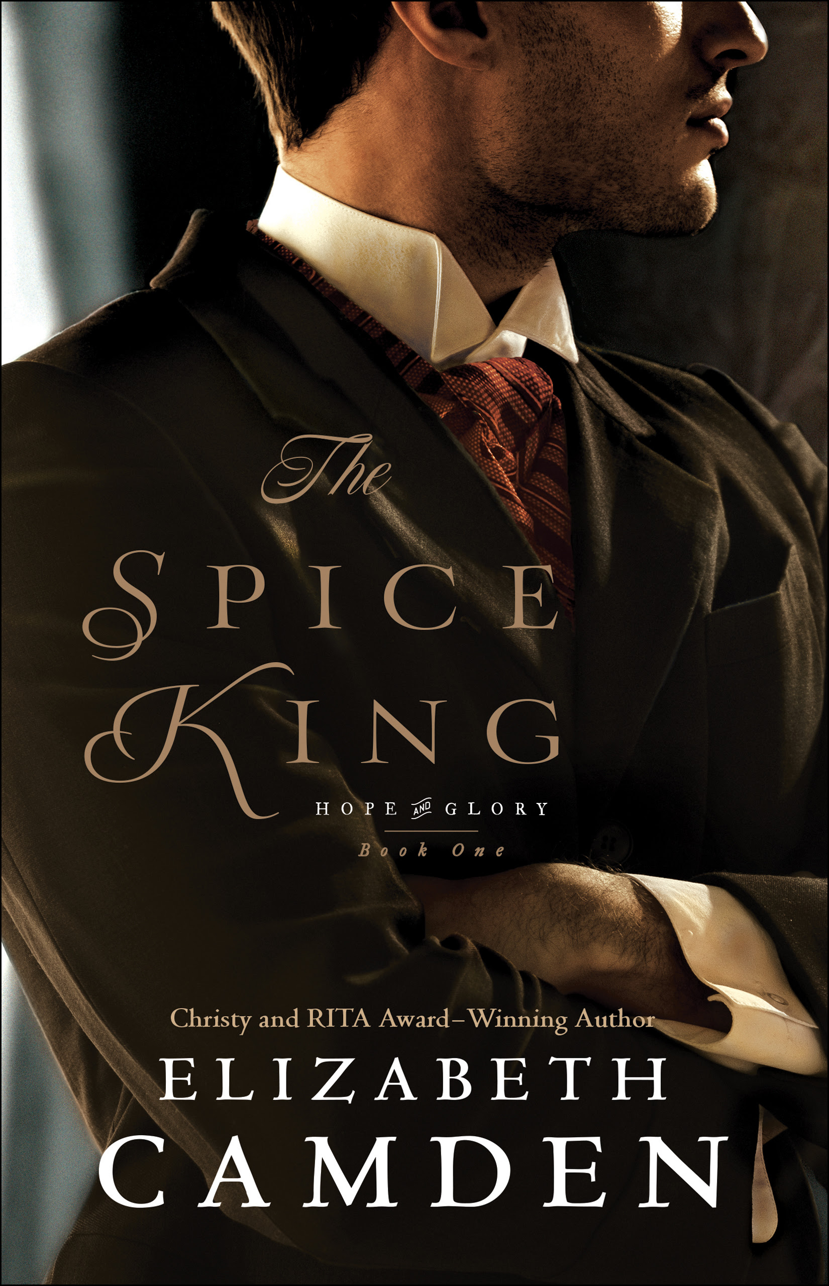 Image result for the spice king cover