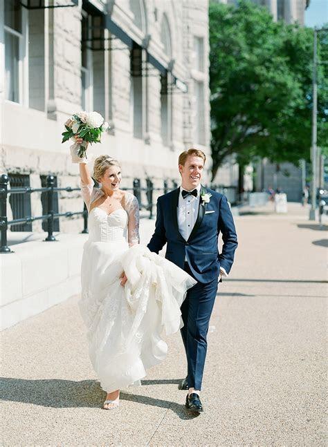 Joey & Julie   Old Post Office wedding in DC   Modern
