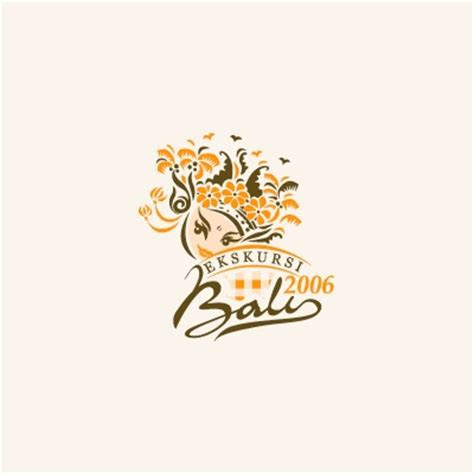 bali excursion logo logo design gallery inspiration