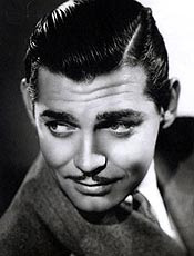 Biografia afirma que ator norte-americano Clark Gable era garoto de programa