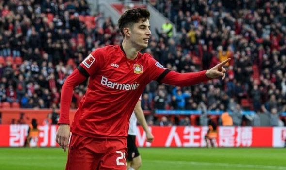 Kai Havertz Wants Chelsea Move From Bayer Leverkusen Secured By Next Week