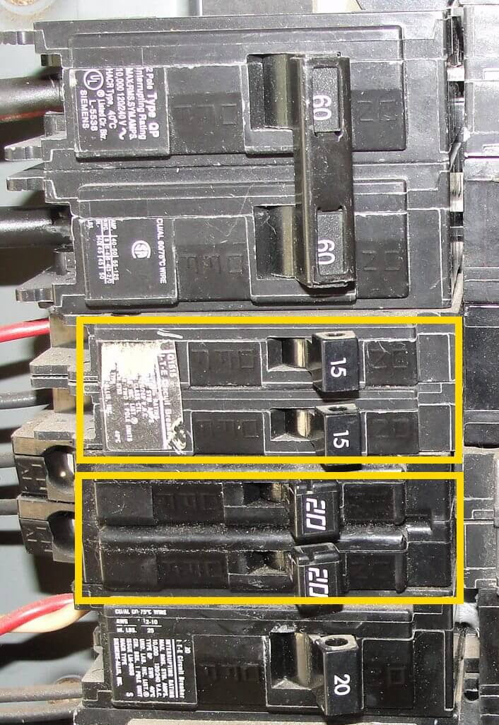 How To Know When Tandem Circuit Breakers Can Be Used Aka Cheater Breakers Star Tribune