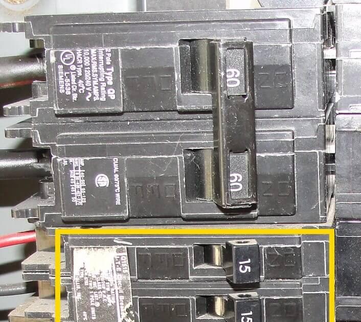Siemens Load Center Wiring Diagram - Hanenhuusholli