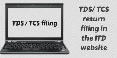Image result for CBDT Notifies Procedure for Online Filing of TDS/ TCS Returns at E Filing Portal