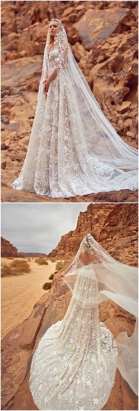 Latest Oksana Mukha 2018 Wedding Dresses Collection   For