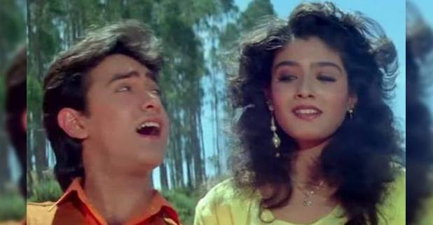 Just because of THIS reason Aamir Khan danced in jungles for 3 hours, Raveena Tandon was a spectator.
