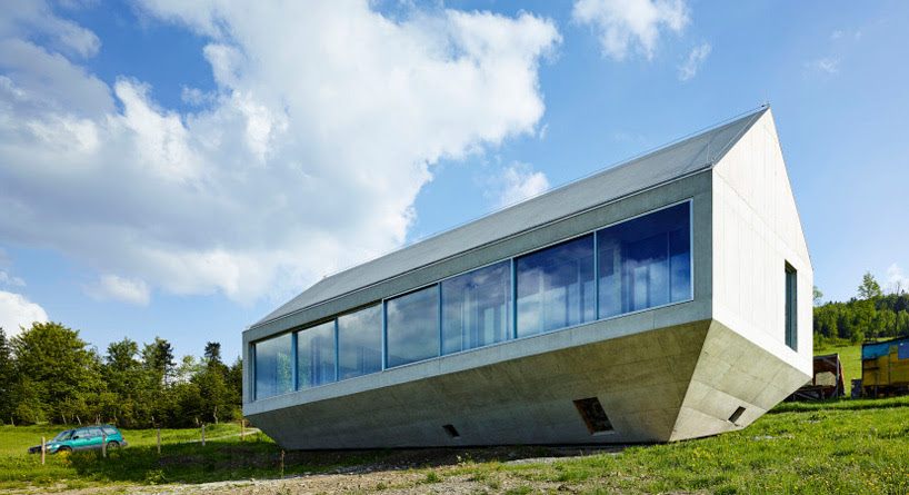 KWK promes floats konieczny's ark above polish landscape