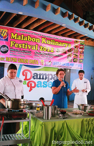 Cooking Demo with Annie Guerrero