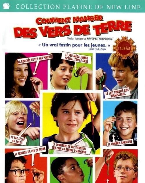 Regarder Comment Manger 10 Vers De Terre En Une Journée 2006 Film En  Streaming Gratuit En Français - Streaming Film Complet En Version Française