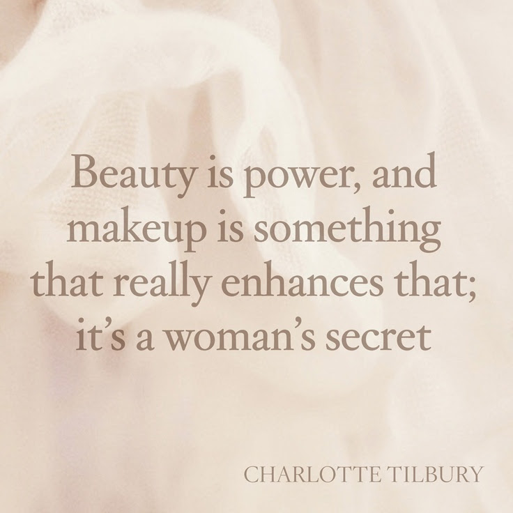 Quotes About Beauty Makeup 60 Quotes
