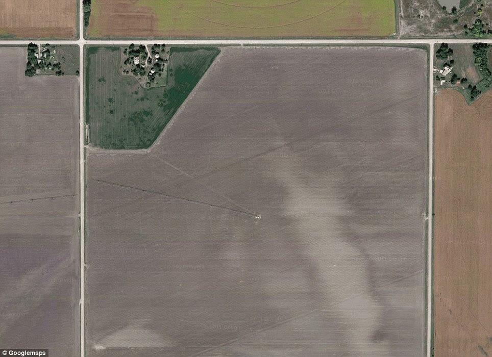 Nebraska: Greenlief local de treinamento - pegada atual do local de treinamento Nebraska Guarda Nacional. Anteriormente o lar da maior fábrica de munições Naval 1942-1946