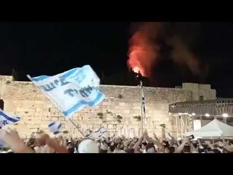 Yom Yerushalayim Celebrations at the Western Wall