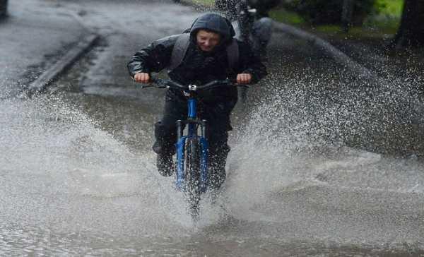 Εκτακτο δελτίο της ΕΜΥ για ισχυρές βροχές και καταιγίδες