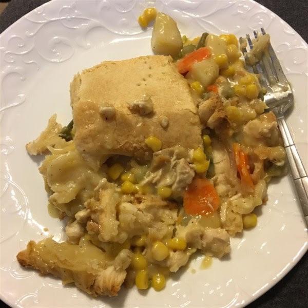 Chicken Pot Pie IX P