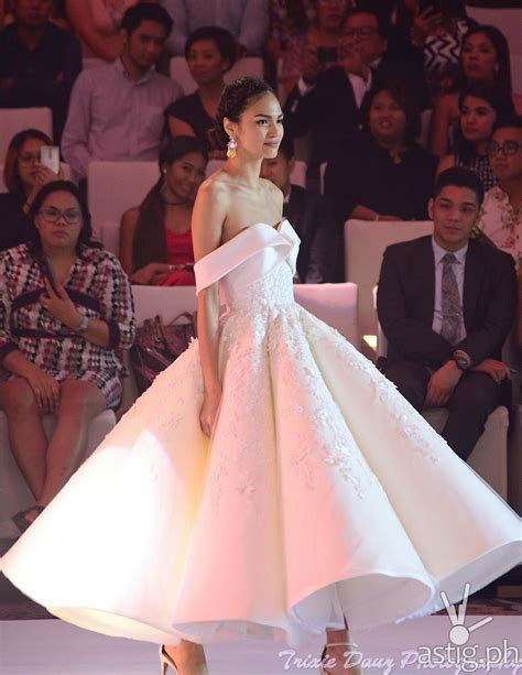 4 best modern wedding gown designs by Pinoys showcased at