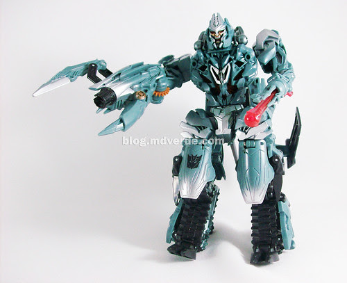 Transformers Megatron RotF Voyager - modo robot