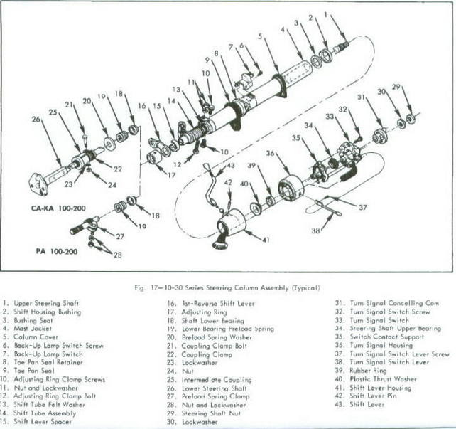 34 Chevy Silverado Parts Diagram