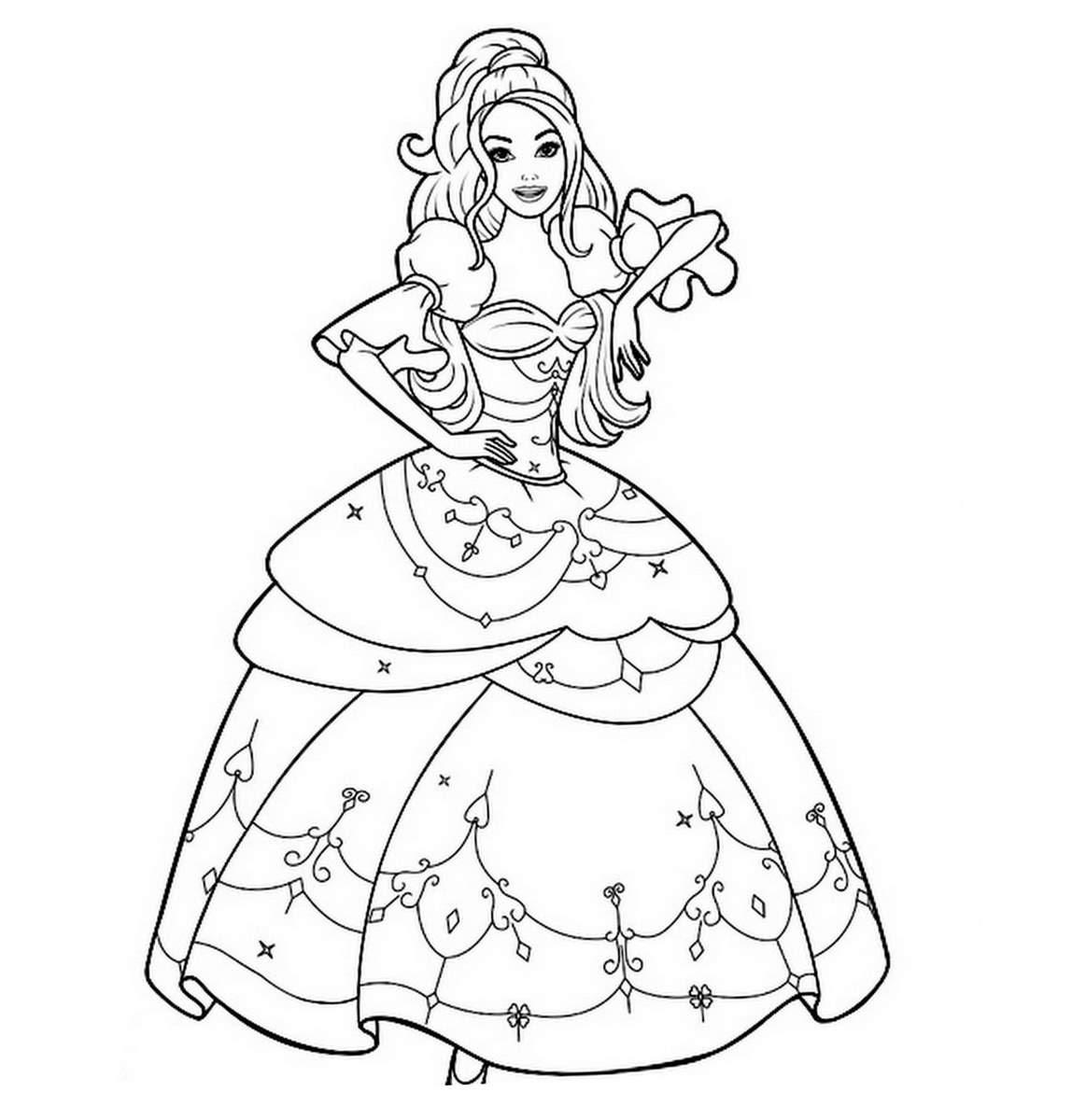 Imprimer Stann Coloriage Princesse Image Et Dessins Arts Et Voyages