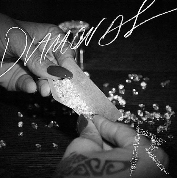 Diamonds (Single Cover), Rihanna