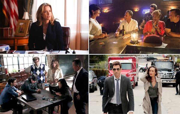 CBS Dramas