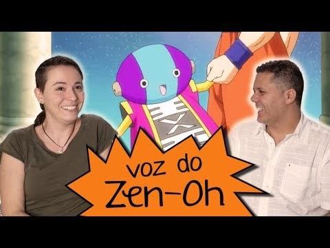 """Avareense Mariana Zink dupla personagem da animação """"Dragon Ball Super"""""""