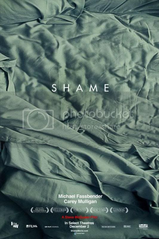 shame 2011 poster