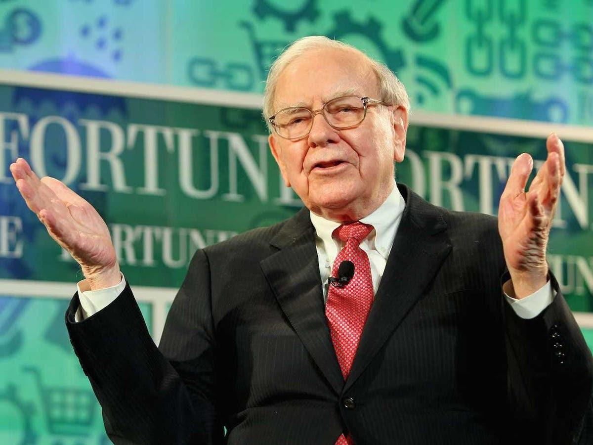 AGE 84: Warren Buffett