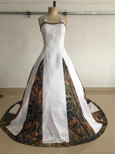 Online Get Cheap Camouflage Wedding Dress  Aliexpress.com